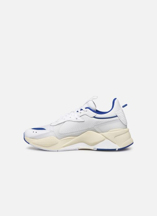Trainers Puma Rs-X Tech White front view