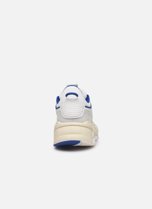 Trainers Puma Rs-X Tech White view from the right