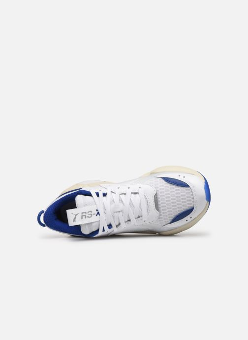 Trainers Puma Rs-X Tech White view from the left