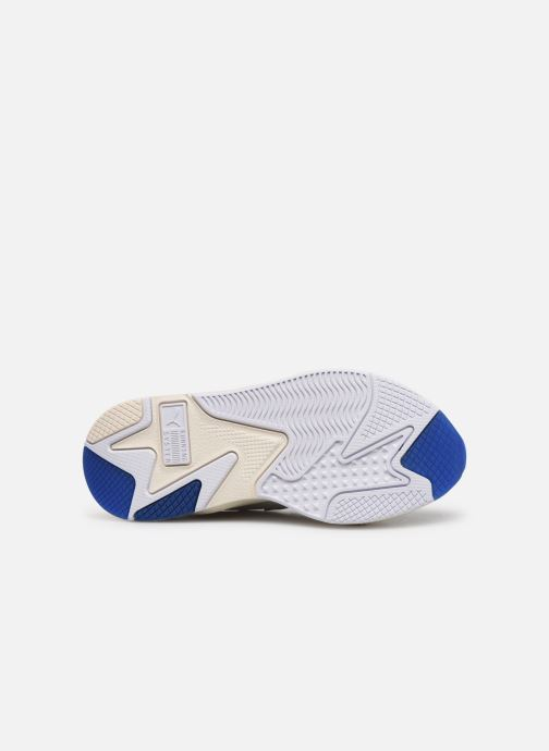 Trainers Puma Rs-X Tech White view from above