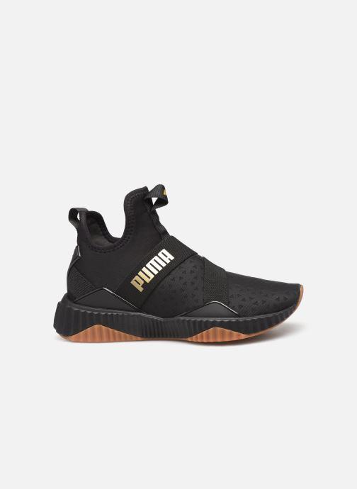 Baskets Puma Defy Mid Sparkle Wns Noir vue derrière