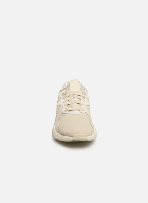 Sneaker Puma Nova Pastel Grunge Wn's beige schuhe getragen
