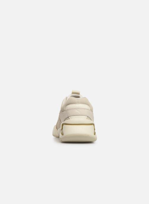 Sneaker Puma Nova Pastel Grunge Wn's beige ansicht von rechts