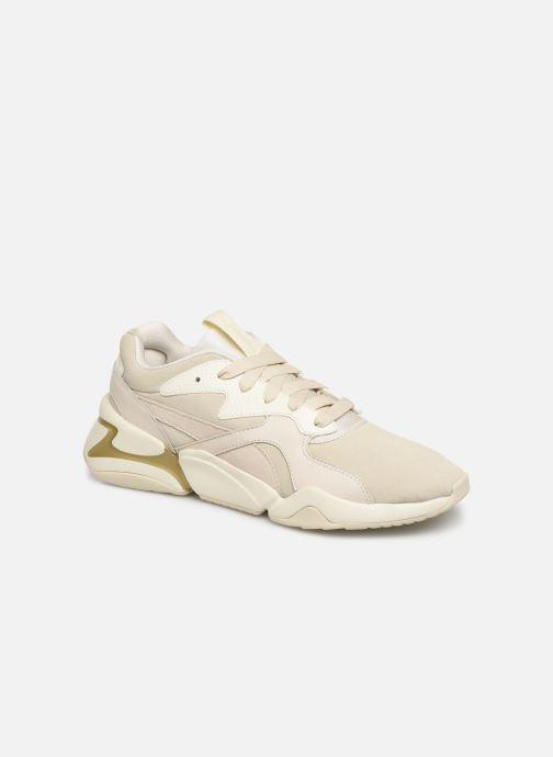 Sneaker Puma Nova Pastel Grunge Wn's beige detaillierte ansicht/modell