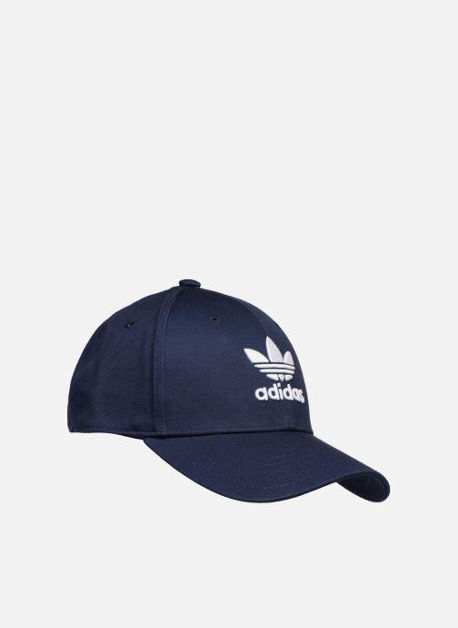Kappe Adidas Originals BASEB CLASS TRE blau ansicht von vorne
