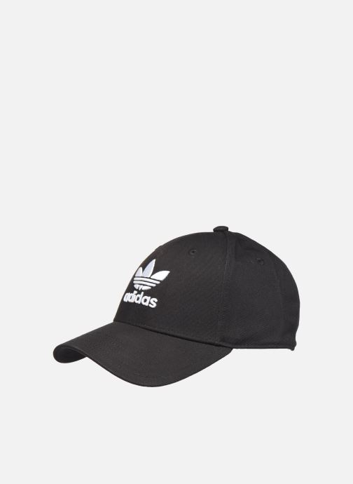 Gorra adidas originals BASEB CLASS TRE Negro vista de detalle / par
