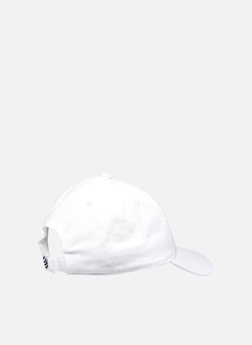 Kappe adidas originals BASEB CLASS TRE weiß schuhe getragen
