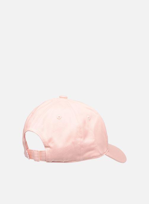 Kappe adidas originals BASEB CLASS TRE rosa schuhe getragen