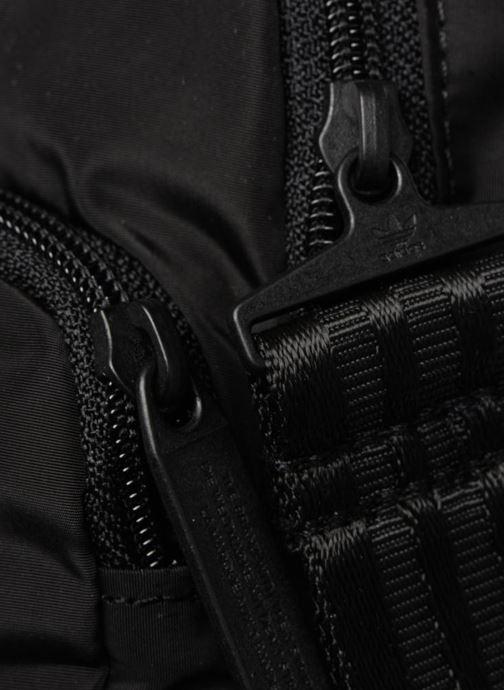 Rucksäcke adidas originals BACKPACK XS schwarz ansicht von hinten