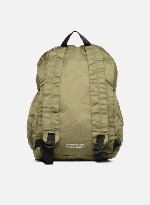 Sacs à dos adidas originals PACKABLE BP Vert vue face