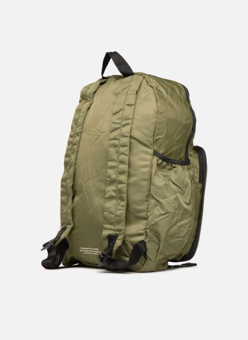 Mochilas adidas originals PACKABLE BP Verde vista lateral derecha
