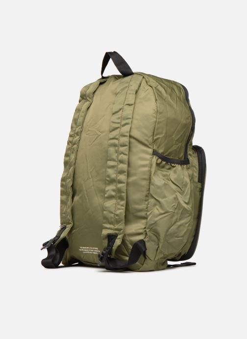 Rucksacks adidas originals PACKABLE BP Green view from the right