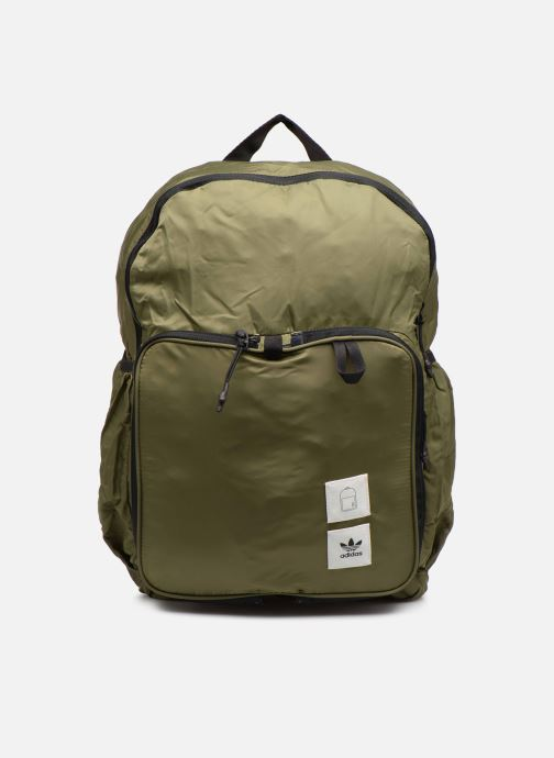 Mochilas adidas originals PACKABLE BP Verde vista de detalle / par