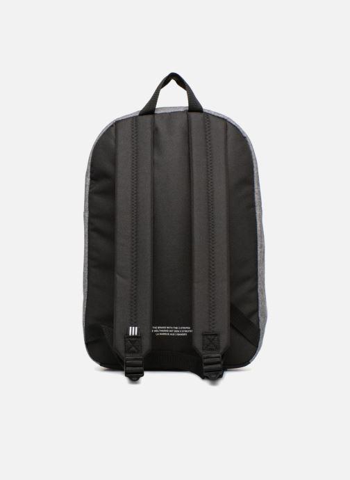 Rucksacks adidas originals BP CLASSIC CASU Grey front view
