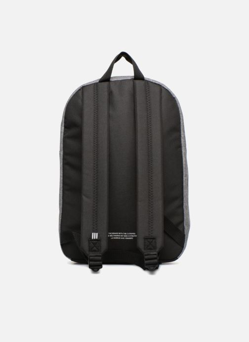 Rucksäcke Adidas Originals BP CLASSIC CASU grau ansicht von vorne