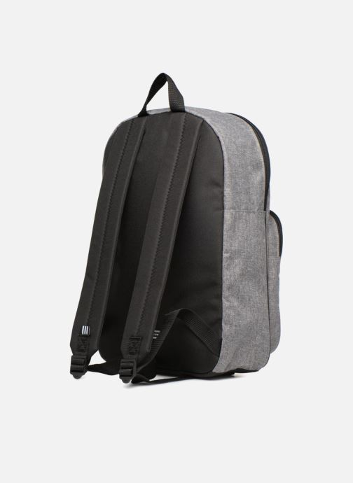 Rucksacks adidas originals BP CLASSIC CASU Grey view from the right