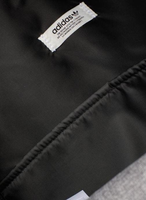 Rucksäcke Adidas Originals BP CLASSIC CASU grau ansicht von hinten