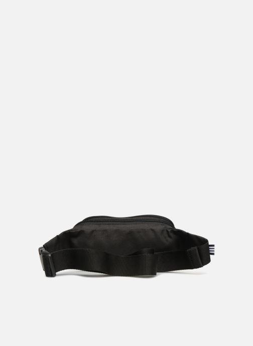Handtaschen adidas originals ESSENTIAL CBODY schwarz ansicht von vorne
