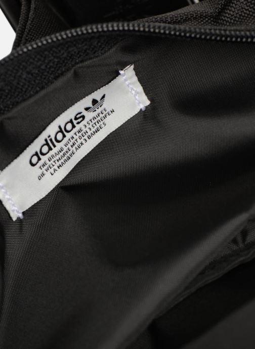 Handtaschen adidas originals ESSENTIAL CBODY schwarz ansicht von hinten