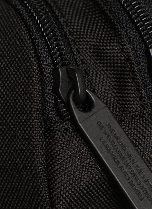 Handtaschen adidas originals ESSENTIAL CBODY schwarz ansicht von links