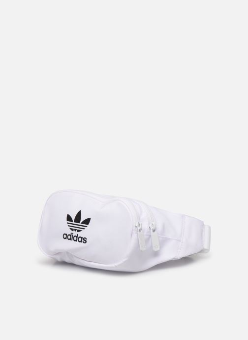 Wallets & cases adidas originals ESSENTIAL CBODY White model view