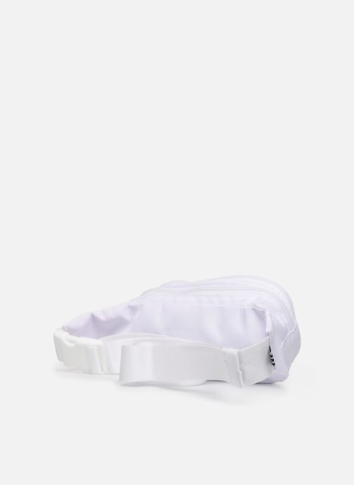 Marroquinería pequeña adidas originals ESSENTIAL CBODY Blanco vista lateral derecha