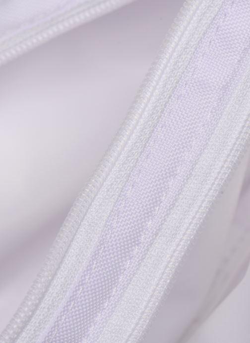 Marroquinería pequeña adidas originals ESSENTIAL CBODY Blanco vistra trasera