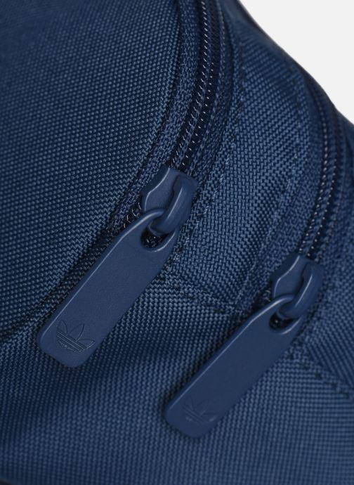 Pelletteria adidas originals ESSENTIAL CBODY Azzurro immagine sinistra