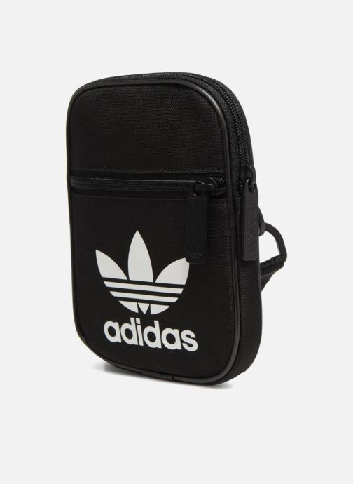 Wallets & cases adidas originals FESTVL B TREFOI Black model view