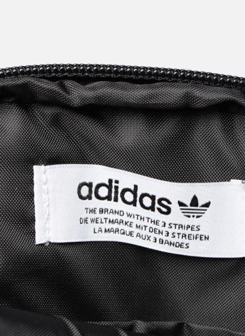 Petite Maroquinerie adidas originals FESTVL B TREFOI Noir vue derrière