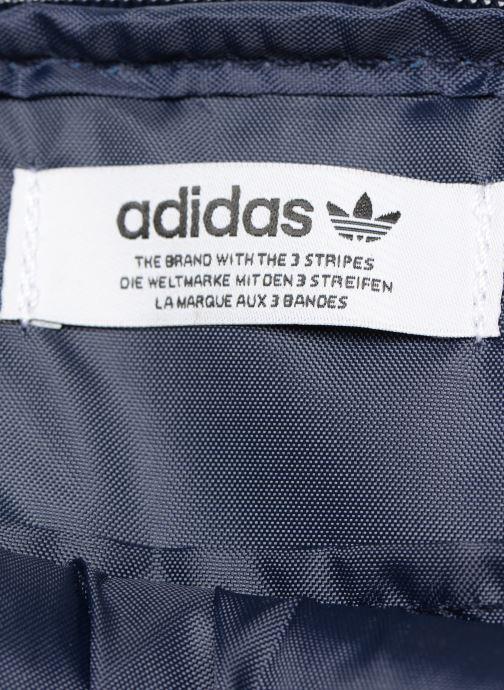 Kleine lederwaren adidas originals FESTVL B TREFOI Blauw achterkant