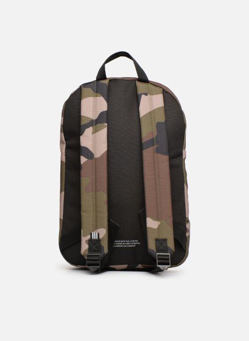 Ryggsäckar adidas originals BP CLASSIC CAMO Grön bild från framsidan