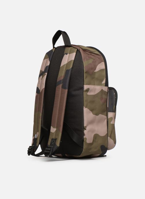 Rucksacks adidas originals BP CLASSIC CAMO Green view from the right