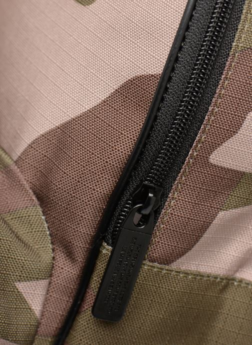 Rucksacks adidas originals BP CLASSIC CAMO Green view from the left