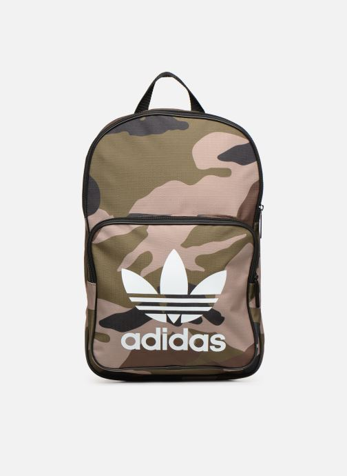 Rucksacks Adidas Originals BP CLASSIC CAMO Green detailed view/ Pair view