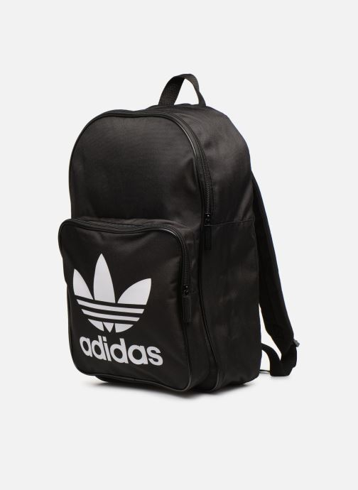 Rucksacks Adidas Originals BP CLAS TREFOIL Black model view