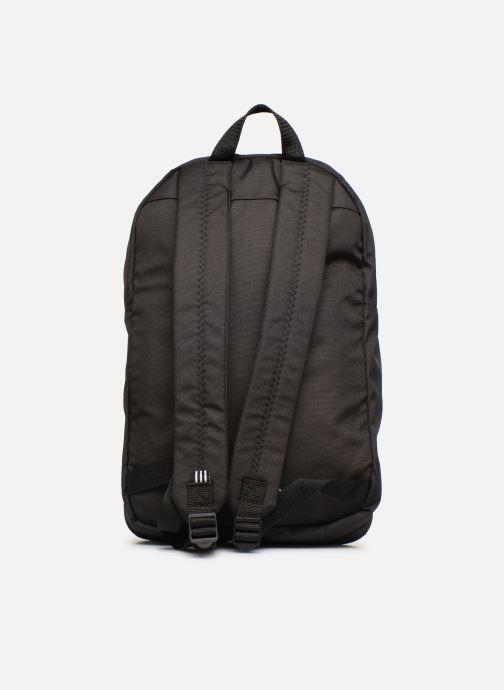 Sacs à dos adidas originals BP CLAS TREFOIL Noir vue face