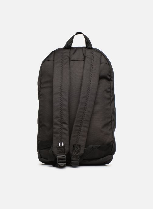 Rucksacks Adidas Originals BP CLAS TREFOIL Black front view