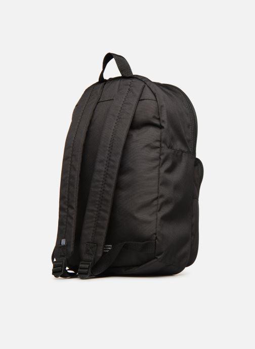 Sacs à dos adidas originals BP CLAS TREFOIL Noir vue droite