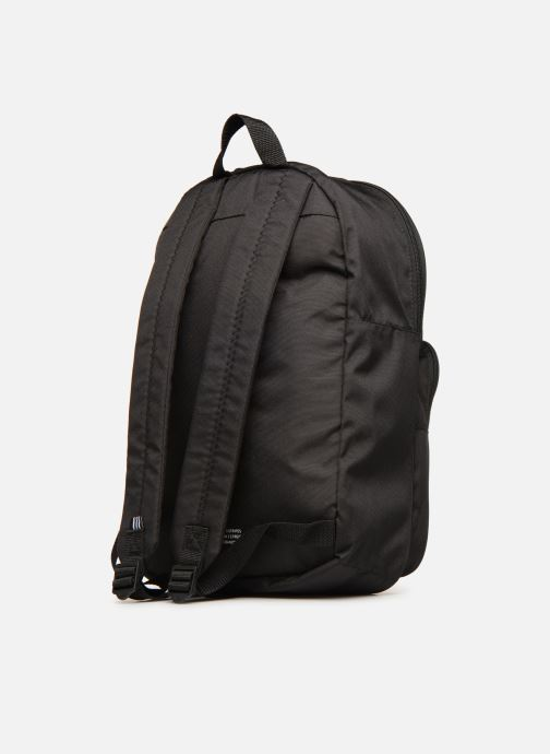 Rucksacks Adidas Originals BP CLAS TREFOIL Black view from the right
