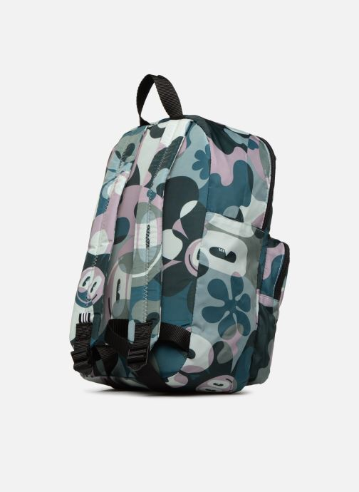 Rucksacks adidas originals BP CL M Blue view from the right