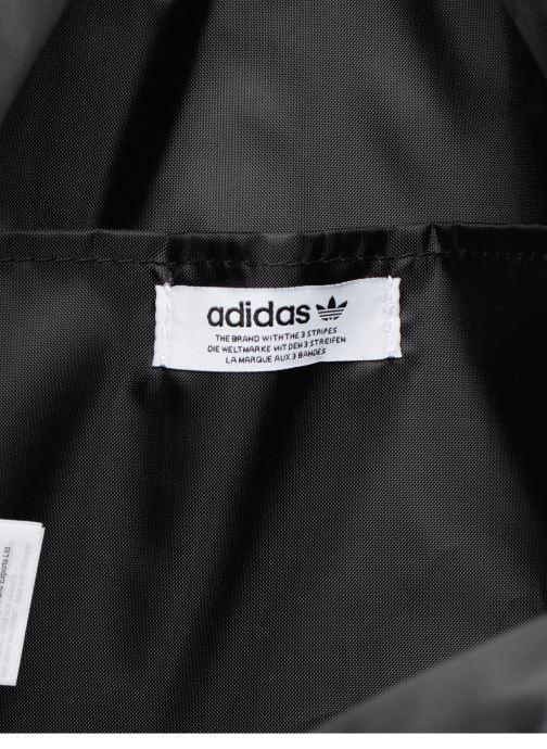 Rucksacks adidas originals BP CL M Blue back view