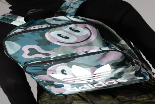 Rygsække adidas originals BP CL M Blå se forneden