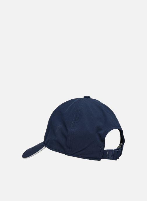 Cappellino adidas performance C40 5P CLMLT CA Azzurro modello indossato