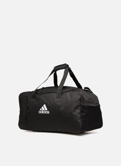 Bolsas de deporte Adidas Performance TIRO DU M Negro vista del modelo