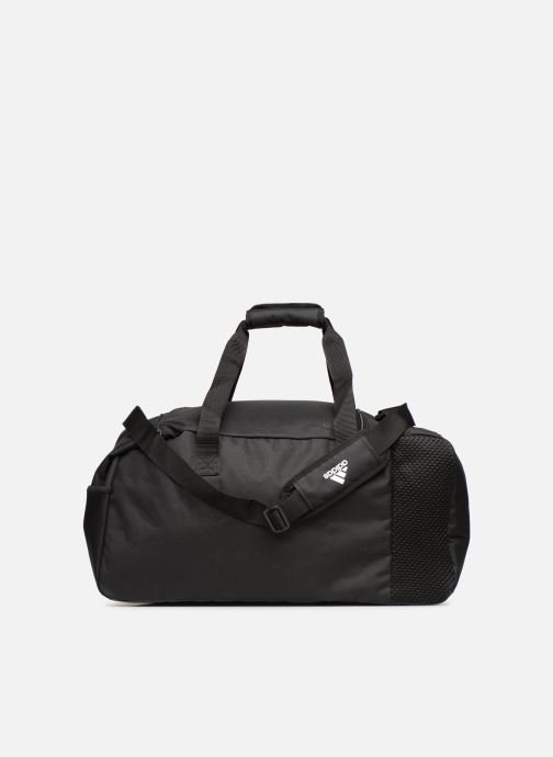 Sports bags adidas performance TIRO DU M Black front view