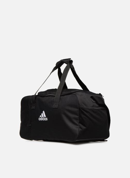 Sports bags adidas performance TIRO DU S Black model view