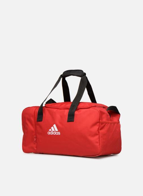 Sports bags adidas performance TIRO DU S Red model view