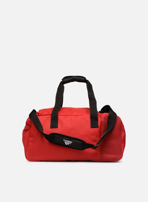 Sports bags adidas performance TIRO DU S Red front view