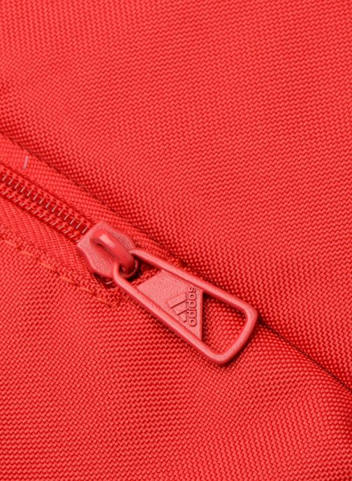 Sports bags adidas performance TIRO DU S Red view from the left